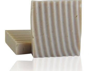 Purifying Rhassoul Clay Soap Bar (3.5 oz)