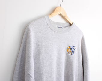 Vintage Minnesota Vikings USA Pro Sports Jerzees Sweatshirt Size 2XL