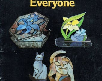 Summer Sale Stained Glass for Everyone by Carolyn Kyle
