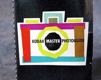 Summer Sale Kodak Master Photoguide 1959