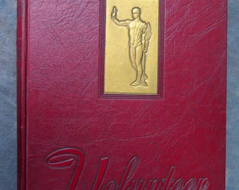 The Volunteer University Tennessee Knoxville 1947 Yearbook Annual