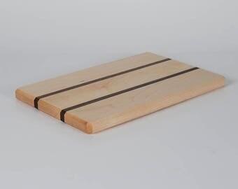 Maple & Walnut Cutting Board Tray