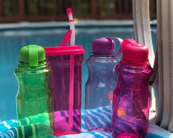 Customizeable Water Bottle