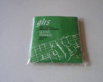Vintage Guitar Strings GHS - 4