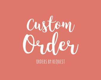 Custom Tile Order