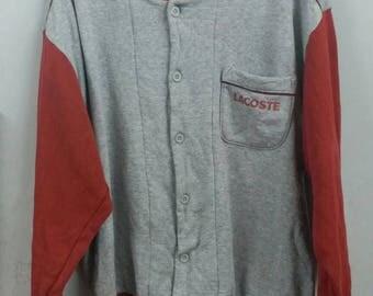 Lacoste casual sweatshirt M