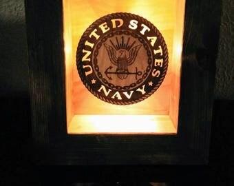Box Lamps - US NAVY