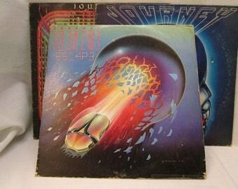 Journey Vinyl Album Set Of 3