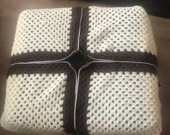 Baby crochet blanket