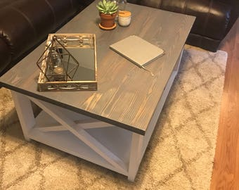 Alexandria Coffee Table