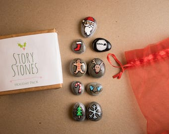 Story Stones - Holiday Pack