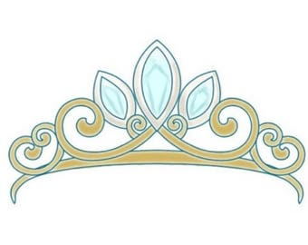 NEW Rapunzel Crown - L.E. 25 (PRE SALE)