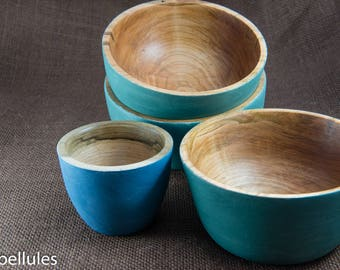 Handcrafted Farmhouse Bowls