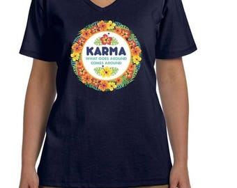 Karma - What Goes Around Comes Around -