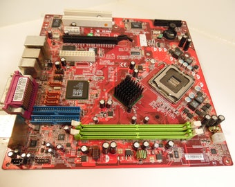 """Scrap Computer Motherboard For Crafts or Art. Actual Motherboard Shown 10"""" x 11"""""""