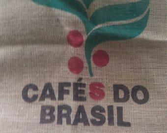 Brazil Coffee Bean Bag
