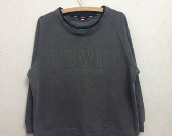 Vintage 90's Edwin Sweatshirts Sizes M