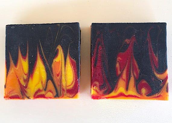 Burning Love Soap