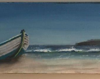 seaside solitude
