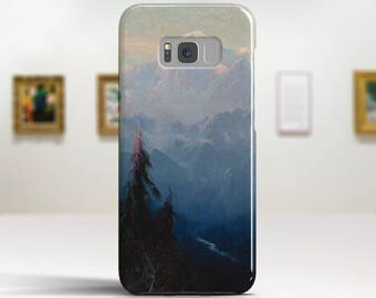 "Sydney Laurence, ""Mount McKinley"". Samsung Galaxy S8 Plus Case LG V30 case Google Pixel Case Galaxy A5 2017 Case. Art phone cases."
