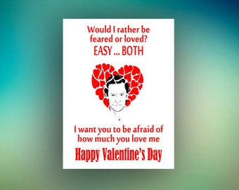 The Office Valentine's Day Greeting Card, Michael Scott, happy valentine's day card the office greeting card office valentines anniversary