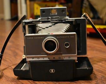 1967 Polaroid Automatic 100 Land Camera