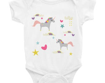 Unicorn girl clothes newborn baby girl clothes boho baby girl clothes summer cute baby girl outfits baby girl clothes unicorn onesie baby