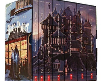 Harry Potter: Special Edition Paperback Box Set (Books 1-7) by J.K. Rowling
