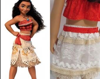 Baby moama dress + moana drees +girl moana dress