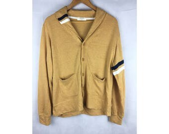BACK NUMBER Long Sleeve Sweater Large Size Sweater Nice Design