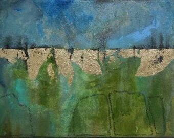 Original Painting entitled 'Abstract Landscape'