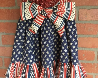 4th of July Twirl Skirt