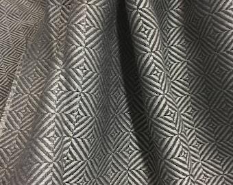 Remnant trevira translucent curtain fabric