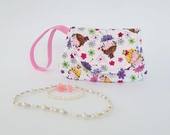 Mini clutch Dolls purse