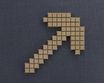 Pixel Art Craft, Pick Axe
