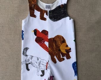 Brown Bear Brown Bear Jon Jon , Brown Bear Birthday Outfit , Eric Carle Jon Jon