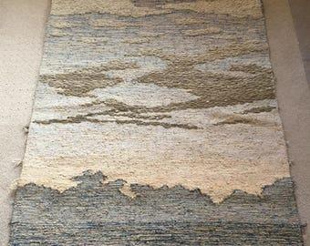 Shelter Island by tapestry artist Sherry Schreiber