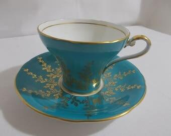Aynsley Teacup and saucer