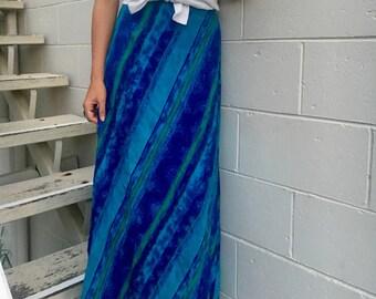 Vintage long skirt size S