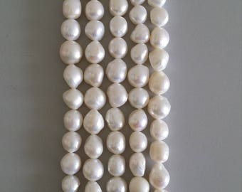 Freshwater Baroque Pearl Strands (Medium Size)