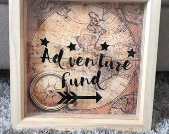 Adventure Money Box Frame