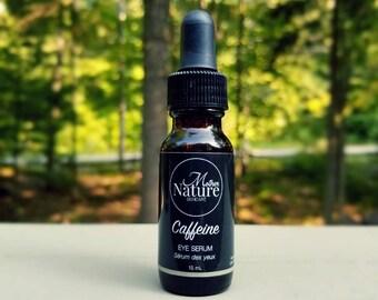 Caffeine - Eye Serum // Dark Circles, Puffiness, Fine Lines, Wrinkles