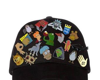 Great Custom Made To Order Enamel Pins (50 Pin MINIMUM)