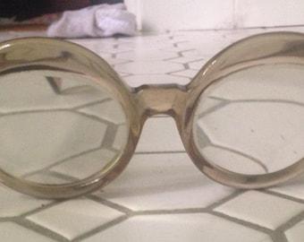 ON SALE Serge Kirchhofer Eyeglasses- Luxury, Designer, High End, Glasses, 1960s, Vintage