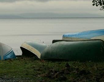 Abandoned Boats- TRAVEL MUG (2PACK)