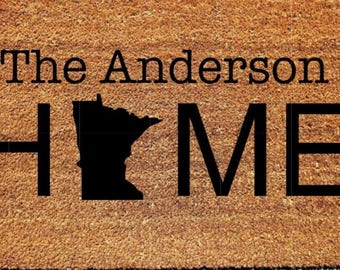 Doormat - Custom Doormat - Door Mat -Personalized Doormat - Doormats - Welcome Mat - Name Door Mats - Name Doormats - Custom Door Mat