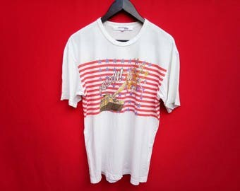 vintage Comme des bagoon medium mens tshirt