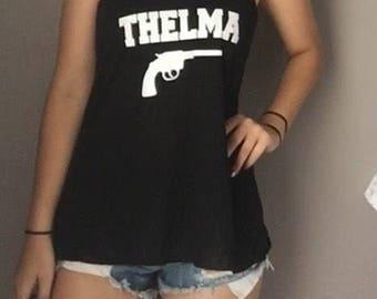 Thelma & Louise Tank Tops