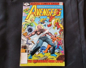 The Avengers #183 (Ms. Marvel Joins) Marvel Comics 1979