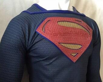 Superman Dawn Of Justice Emblem Replica Prop, BATMAN vs SUPERMAN Movie